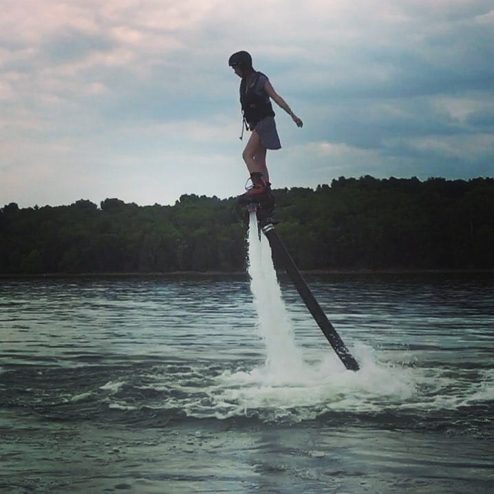 Nashville Flyboard Extrevity Gallery