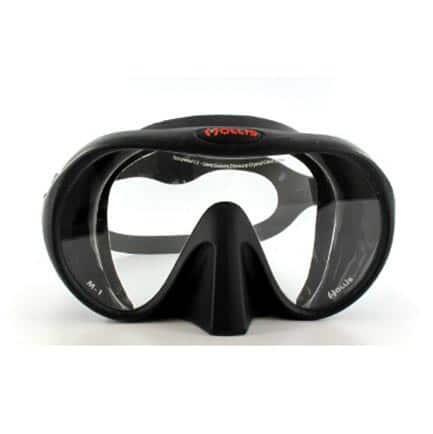 Hollis M1 Frameless Mask