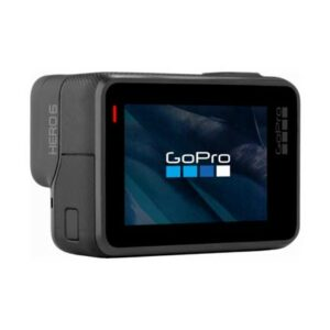 GoPro Hero LCD touch screen view