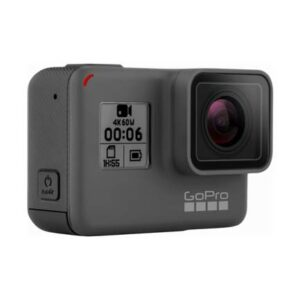 GoPro Hero front power button view