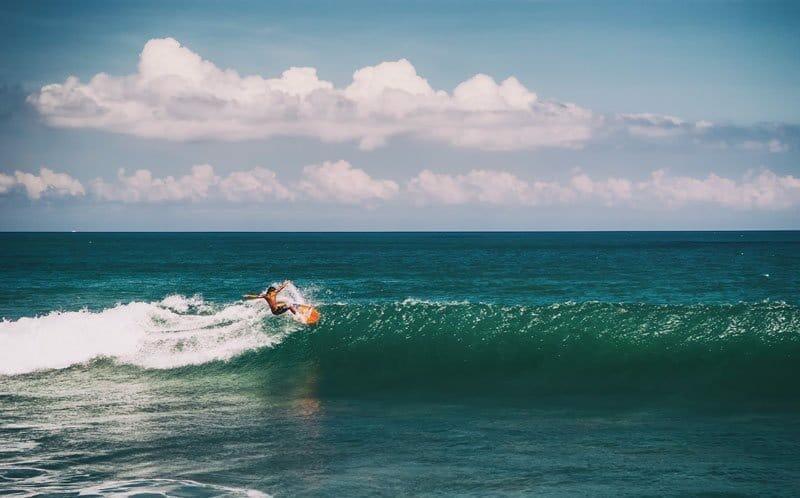 canggu surfer bali extrevity