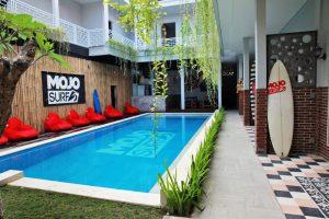 hostels Southern bali extrevity