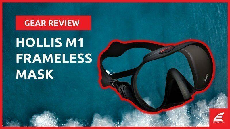 Hollis M Frameless Mask Review